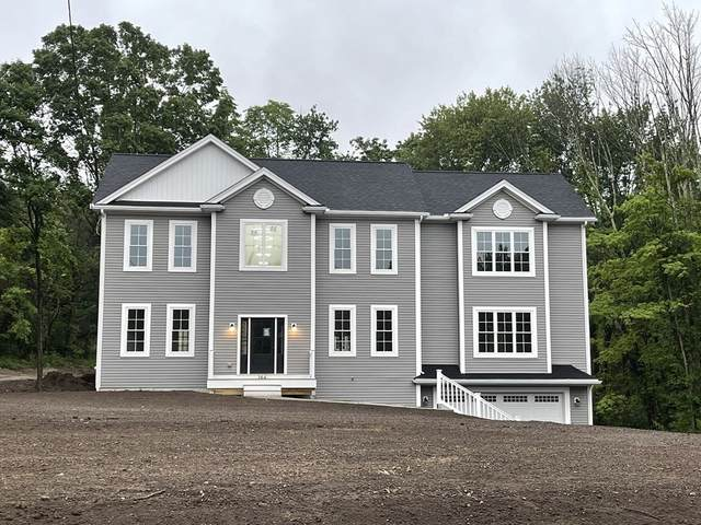 164 Hoppin Hill Ave, North Attleboro, MA 02760 (MLS #72871181) :: Trust Realty One