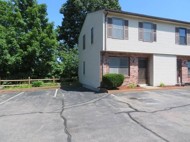 429 S Main Street #1, Attleboro, MA 02703 (MLS #72871192) :: The Seyboth Team