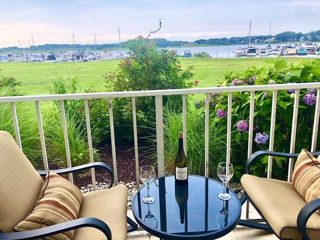 200 Cove Way #109, Quincy, MA 02169 (MLS #72871211) :: The Seyboth Team