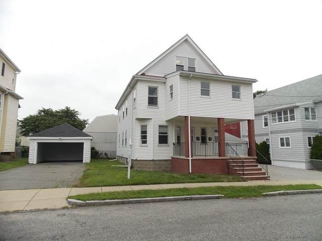 60 Rawson Road #1, Arlington, MA 02474 (MLS #72871229) :: The Duffy Home Selling Team