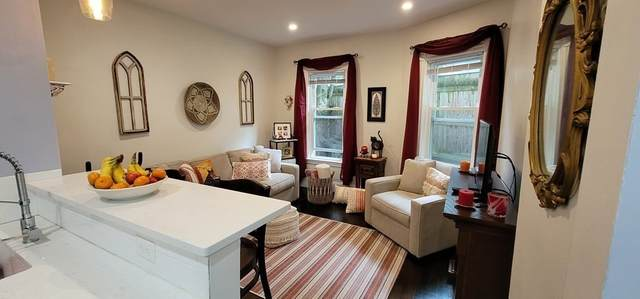 7 Hunnewell #1, Boston, MA 02135 (MLS #72871248) :: The Gillach Group