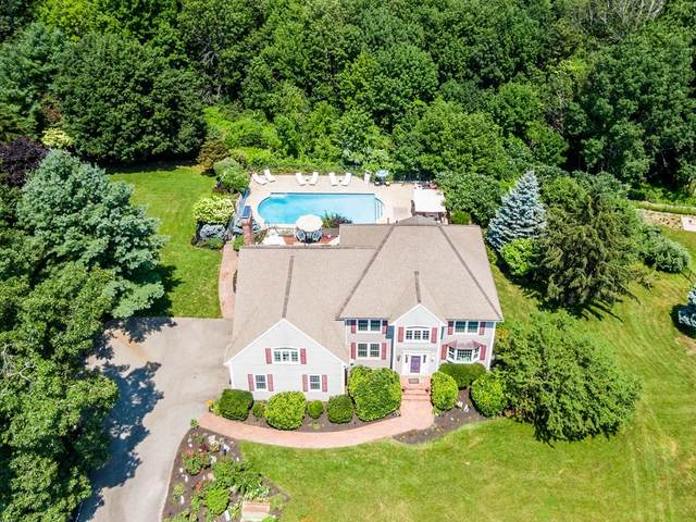 28 Spring Hill Rd, Merrimac, MA 01860 (MLS #72871261) :: The Gillach Group