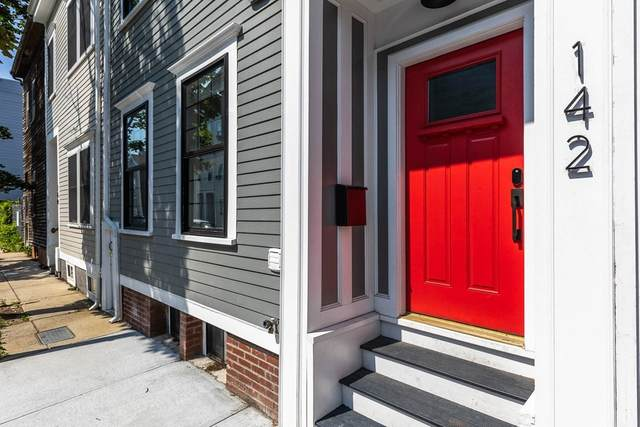 142 West 8th St, Boston, MA 02127 (MLS #72871269) :: The Gillach Group