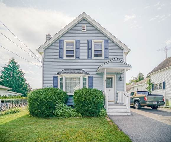 47 Exeter St, Fitchburg, MA 01420 (MLS #72871281) :: The Gillach Group