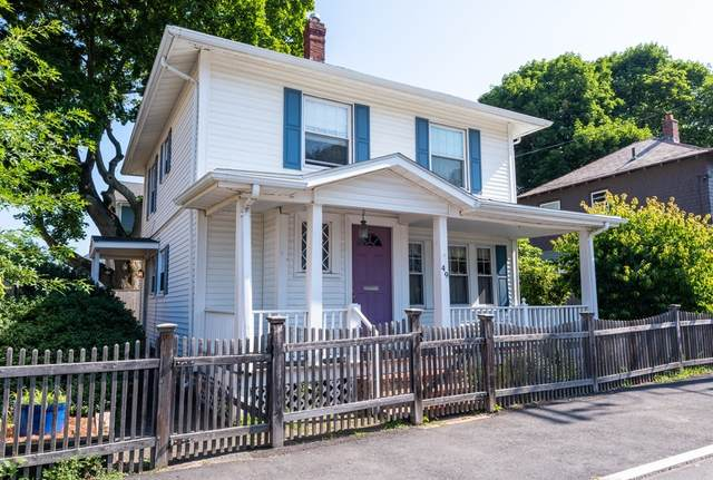 49 Wallis Street, Beverly, MA 01915 (MLS #72871283) :: The Gillach Group