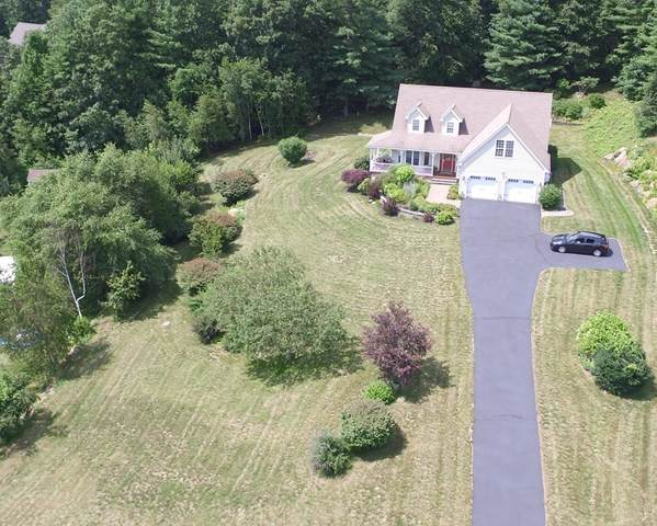 41 Spring Hill Road, Belchertown, MA 01007 (MLS #72871285) :: The Gillach Group