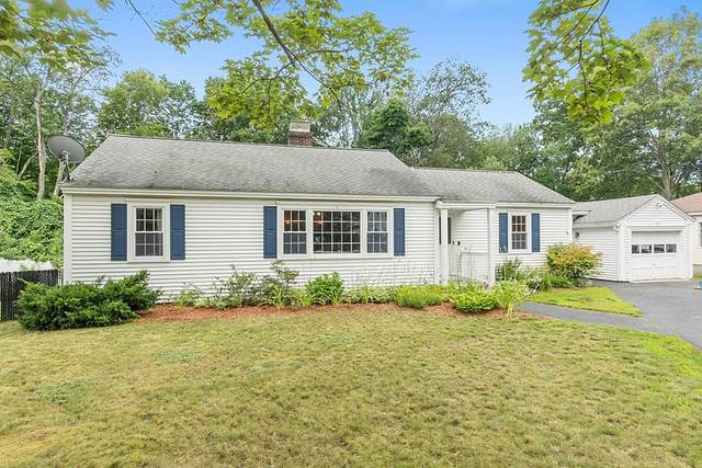 86 Maple Ave, Leominster, MA 01453 (MLS #72871286) :: The Gillach Group