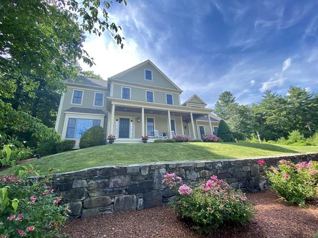 35 Flannery, Wrentham, MA 02093 (MLS #72871336) :: Welchman Real Estate Group