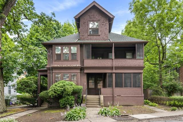 58-60 Bates Rd, Watertown, MA 02472 (MLS #72871390) :: The Ponte Group