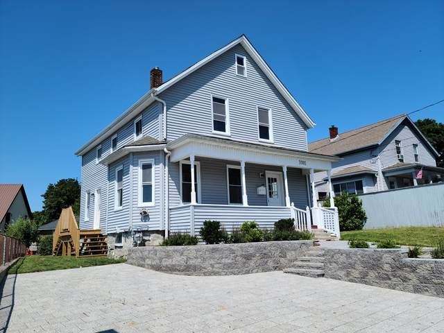 1061 Stafford Rd, Fall River, MA 02721 (MLS #72871447) :: Home And Key Real Estate