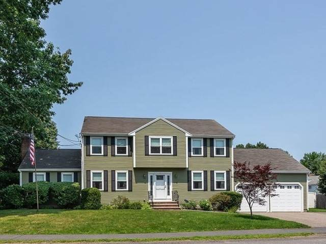 244 Vincent Street, Dedham, MA 02026 (MLS #72871456) :: The Smart Home Buying Team