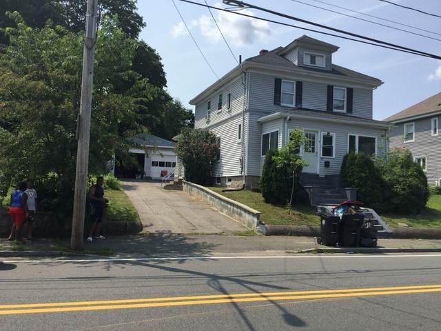 109 Manomet Street, Brockton, MA 02301 (MLS #72871529) :: The Smart Home Buying Team