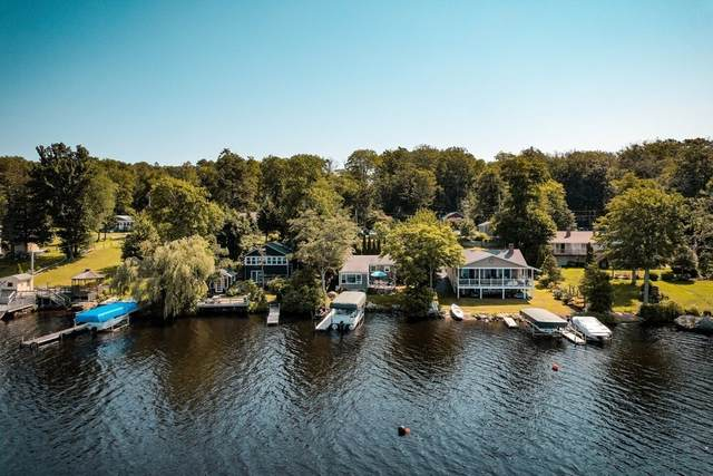 105 Hackett Ave, Lakeville, MA 02347 (MLS #72871550) :: Rose Homes | LAER Realty Partners