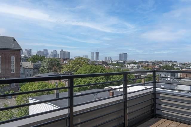 287 Maverick Ph506, Boston, MA 02128 (MLS #72871586) :: Westcott Properties