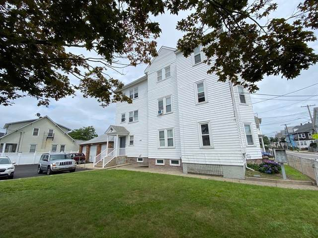 203 Laurel Hill Ave, Providence, RI 02909 (MLS #72871589) :: The Ponte Group