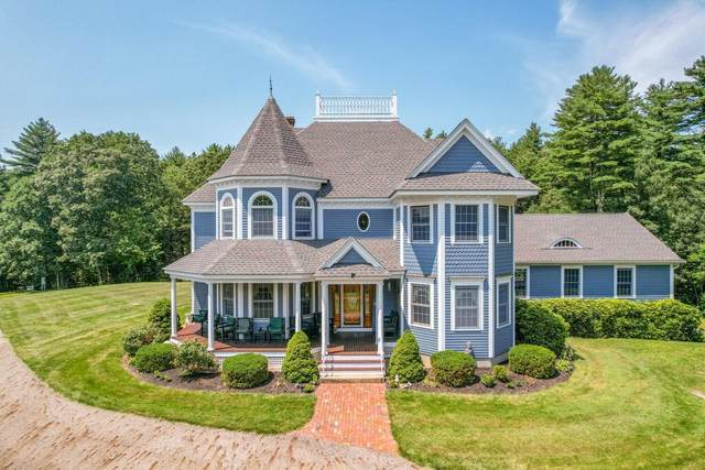 10 Vineyard Hvn, Rowley, MA 01969 (MLS #72871604) :: EXIT Cape Realty