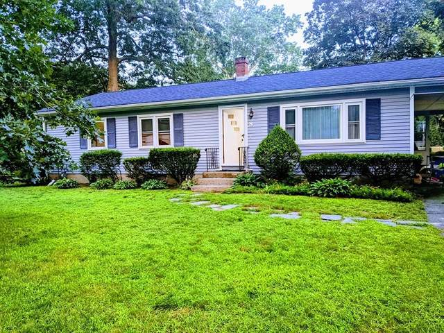 8 Redwood Street, Enfield, CT 06082 (MLS #72871616) :: Home And Key Real Estate