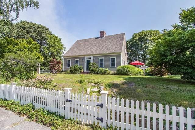 130 Comanche Drive, Falmouth, MA 02540 (MLS #72871618) :: Kinlin Grover Real Estate