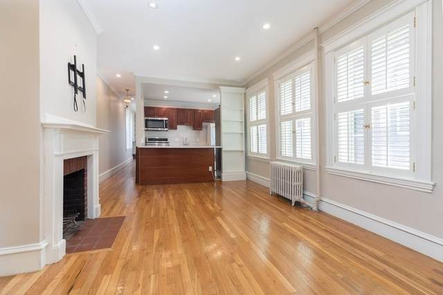45 Garden St #6, Boston, MA 02114 (MLS #72871622) :: The Smart Home Buying Team