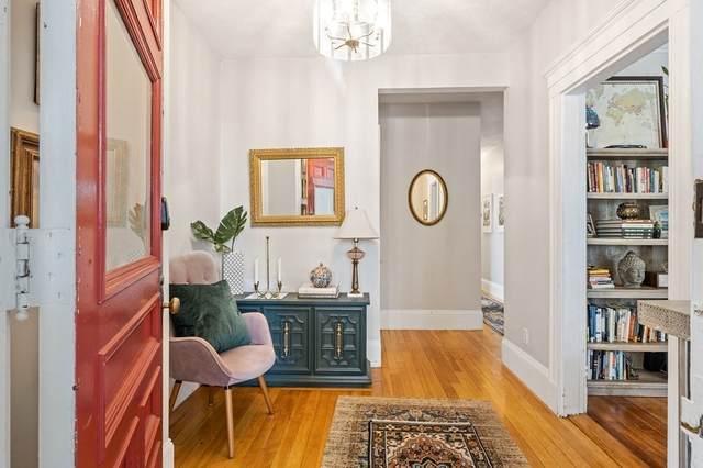 193 Hamilton Street #1, Boston, MA 02122 (MLS #72871623) :: Charlesgate Realty Group