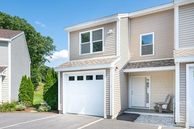 765 High St #7, Clinton, MA 01510 (MLS #72871636) :: The Smart Home Buying Team