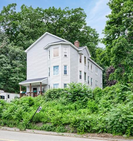 1442 Main St, Worcester, MA 01608 (MLS #72871650) :: The Smart Home Buying Team