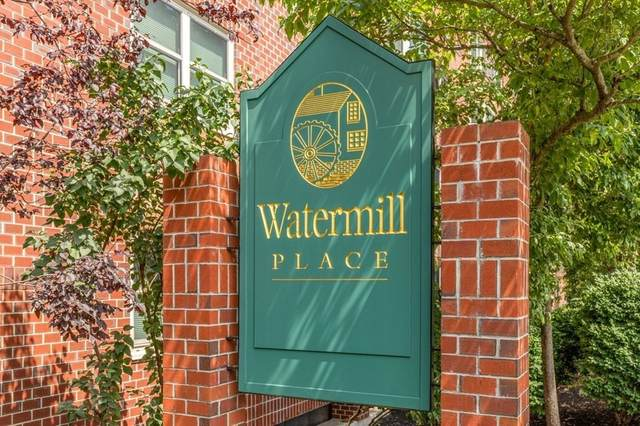 1 Watermill Place #130, Arlington, MA 02476 (MLS #72871665) :: The Smart Home Buying Team