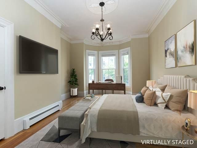 74 Eutaw Street #1, Boston, MA 02128 (MLS #72871690) :: EXIT Cape Realty