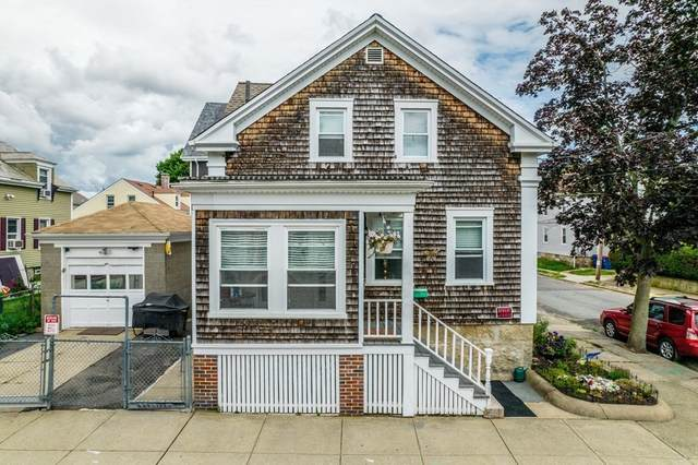 66 Spruce St, New Bedford, MA 02740 (MLS #72871698) :: RE/MAX Vantage