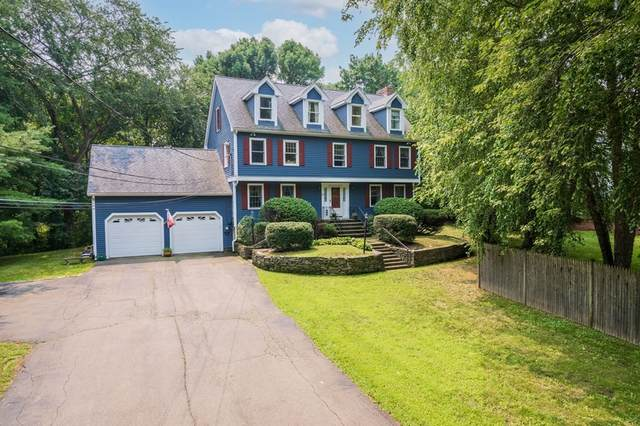 9 Old Shepard St, Canton, MA 02021 (MLS #72871707) :: EXIT Cape Realty