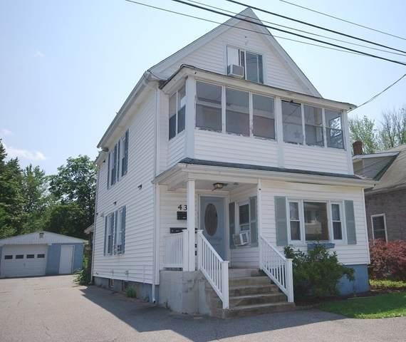 43 Stebbins St, Chicopee, MA 01020 (MLS #72871737) :: NRG Real Estate Services, Inc.