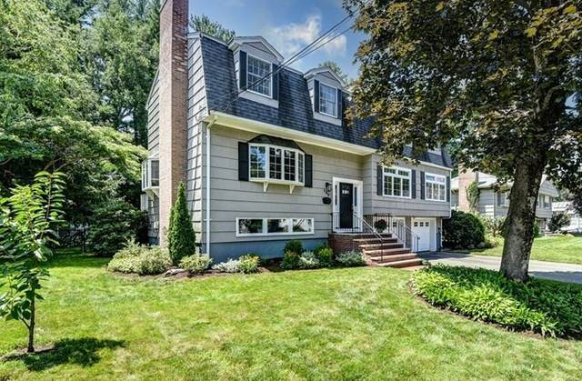 105 Sutton Road, Needham, MA 02492 (MLS #72871748) :: EXIT Cape Realty