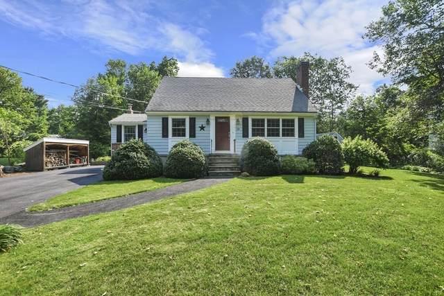 18 Longview Road, Wilmington, MA 01887 (MLS #72871756) :: EXIT Cape Realty