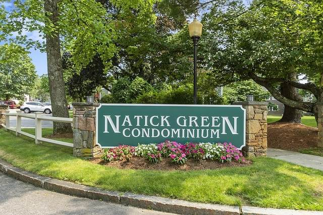 40 Silver Hill Ln #4, Natick, MA 01760 (MLS #72871777) :: The Ponte Group