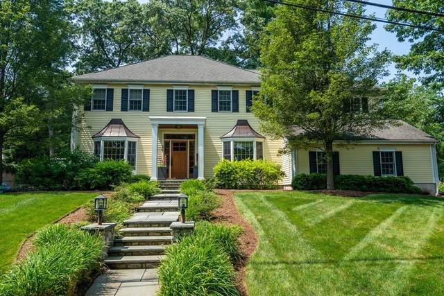 36 Hodges Ave, Wellesley, MA 02482 (MLS #72871789) :: The Gillach Group
