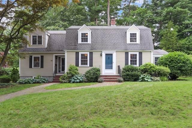 38 Mann Ave, Needham, MA 02492 (MLS #72871834) :: Welchman Real Estate Group