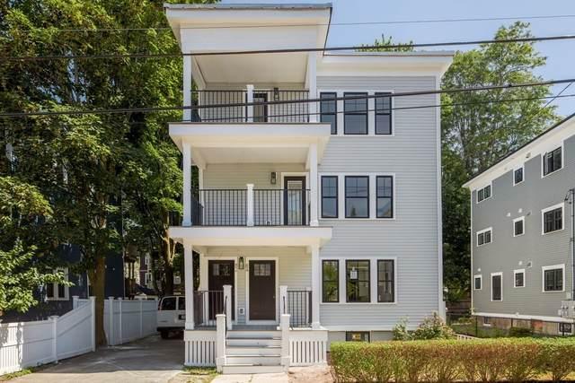 84 Rossmore Rd #2, Boston, MA 02130 (MLS #72871843) :: Charlesgate Realty Group