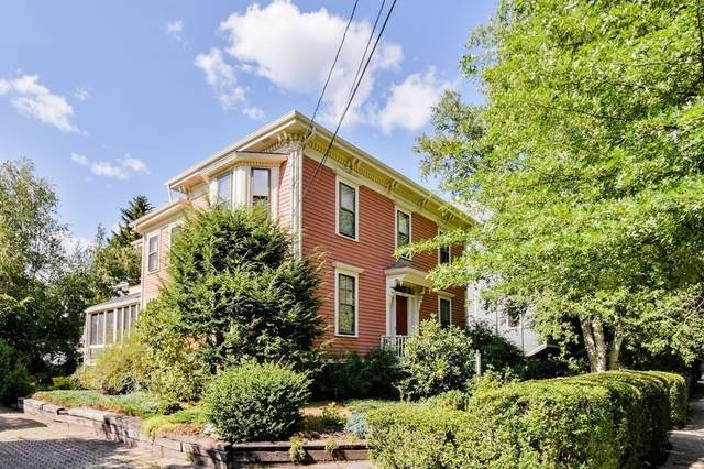 27 Cogswell Ave, Cambridge, MA 02140 (MLS #72871847) :: The Gillach Group