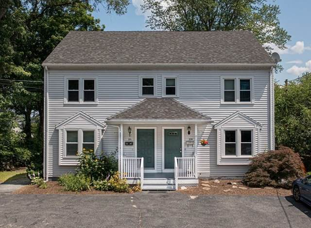39 Purchase #1, Milford, MA 01757 (MLS #72871885) :: Parrott Realty Group