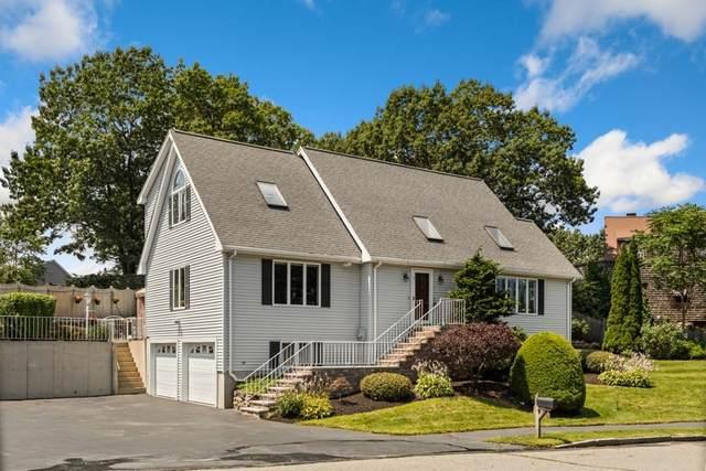 1 Dimitrios Circle, Peabody, MA 01960 (MLS #72871920) :: Maloney Properties Real Estate Brokerage