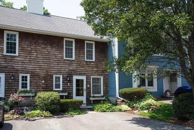 37 Dead Eye Run #110, Swampscott, MA 01907 (MLS #72871922) :: Maloney Properties Real Estate Brokerage