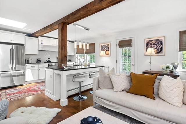 134 High St #6, Newburyport, MA 01950 (MLS #72871961) :: Maloney Properties Real Estate Brokerage