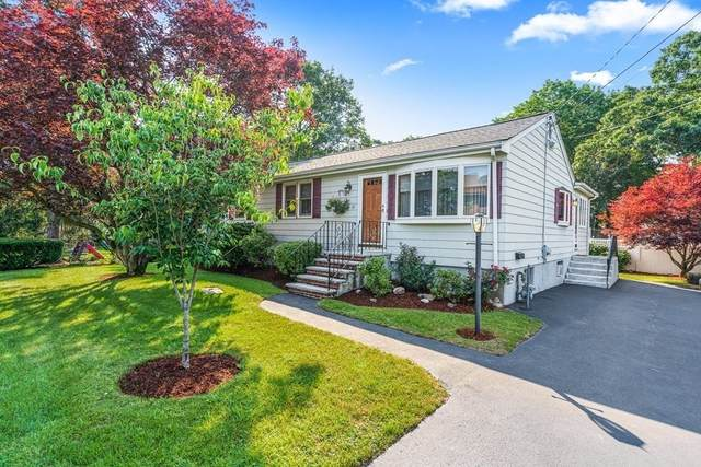 21 Chase St, Woburn, MA 01801 (MLS #72872029) :: The Ponte Group