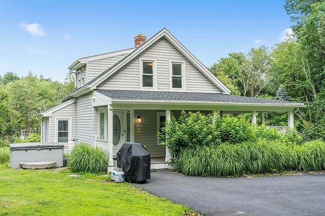 203 Stow Road, Harvard, MA 01451 (MLS #72872168) :: The Ponte Group