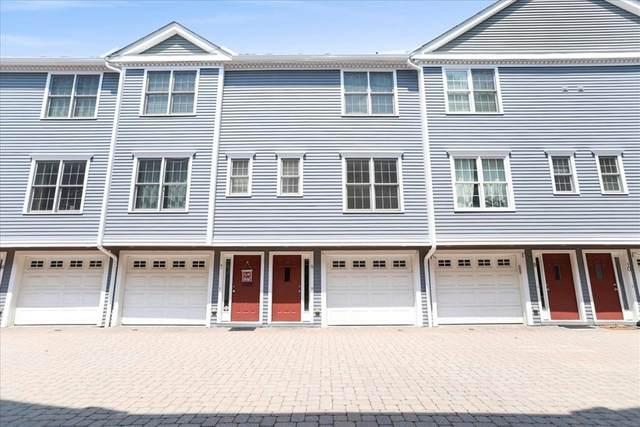 894 Main St #8, Wakefield, MA 01880 (MLS #72872191) :: Maloney Properties Real Estate Brokerage