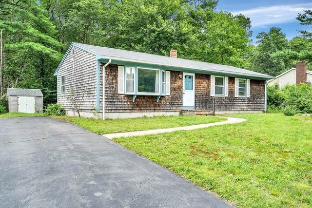 15 Sharon Ave, Dartmouth, MA 02747 (MLS #72872232) :: Rose Homes | LAER Realty Partners