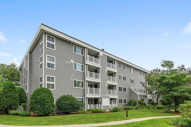 255 North Rd #206, Chelmsford, MA 01824 (MLS #72872248) :: The Ponte Group
