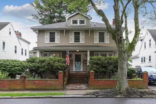 55 Hollywood Road, Boston, MA 02132 (MLS #72872262) :: Westcott Properties