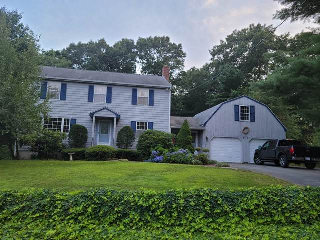 15 Oak Hill Dr, Canton, MA 02021 (MLS #72872270) :: The Ponte Group