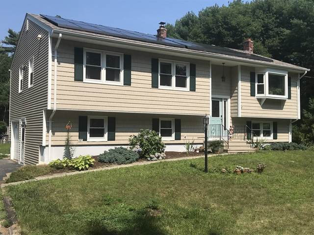 1016 Fisher Rd, Dartmouth, MA 02747 (MLS #72872293) :: The Ponte Group